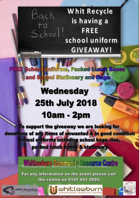 back to school promo 2018